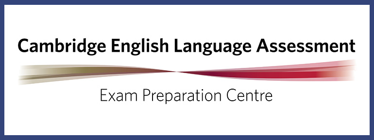 logo certificazione cambridge presso la scuola di inglese a salerno, la wall street english