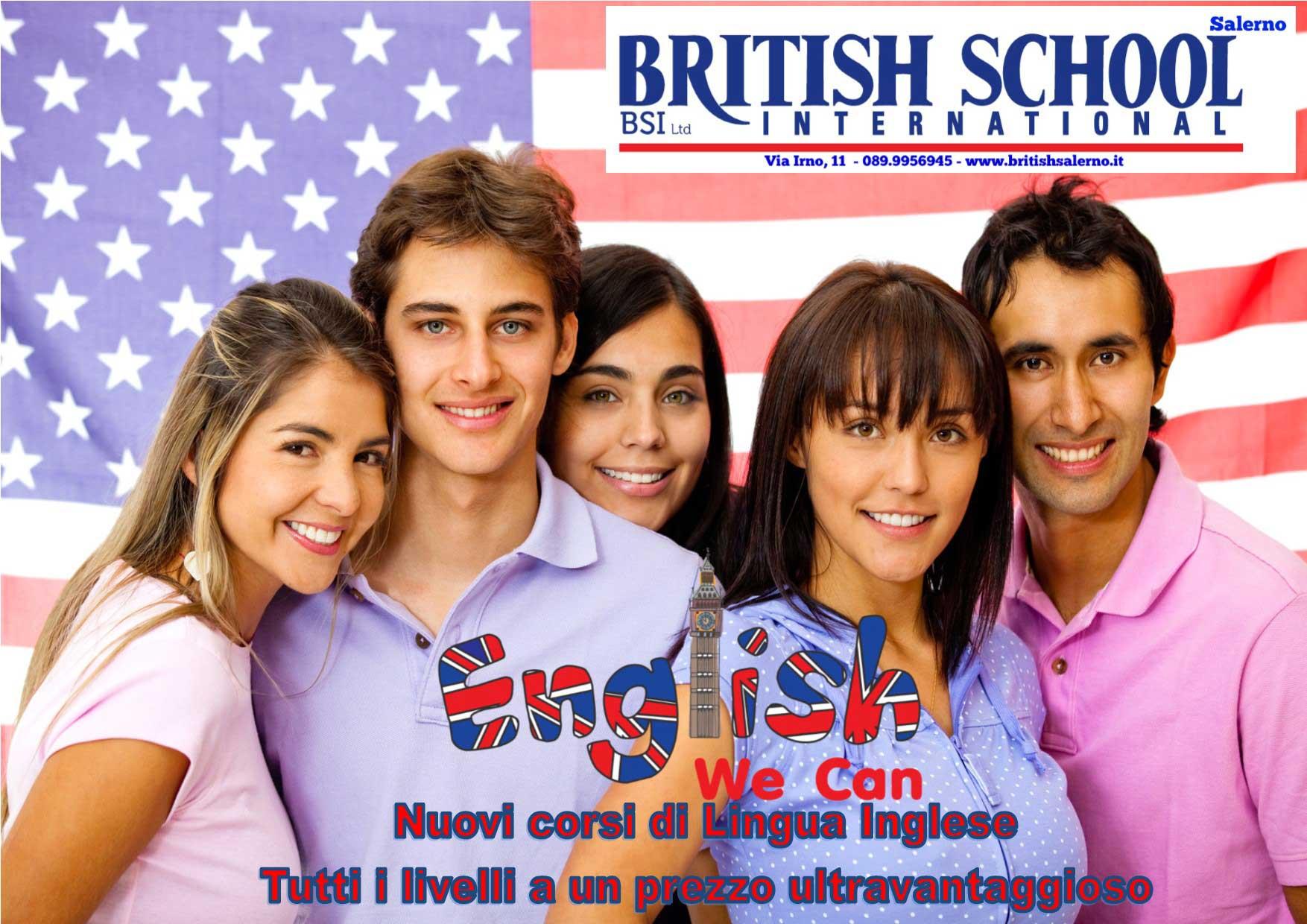 corso di inglese a salerno